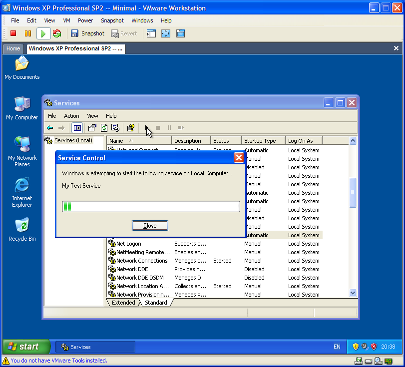 Debugging Windows Services with Delphi   Gurock Quality