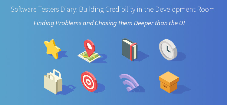 Software Testers Diary: Building Credibility in the Development Room