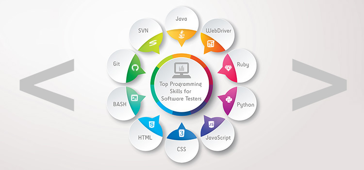 Top Programming Skills for Software Testers