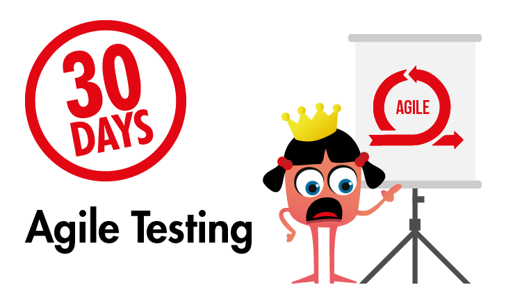 30 Days of Agile Testing Sponsored by TestRail. Software Testing Challenges