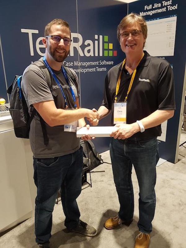 Apple Watch Winner Perry Thomas from Genysis