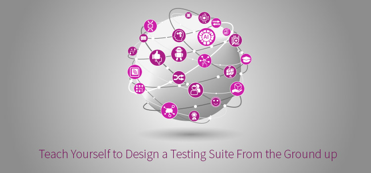 Building a Software Testing Suite, using programming languages such as Python, Ruby and Java to build test automation. Article provides advice for Software Testers. Gurock and TestRail.