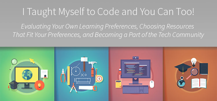 I Taught Myself to Code and You Can Too! Coding for Software Testers. Learn to code. Software Testing Software TestRail.