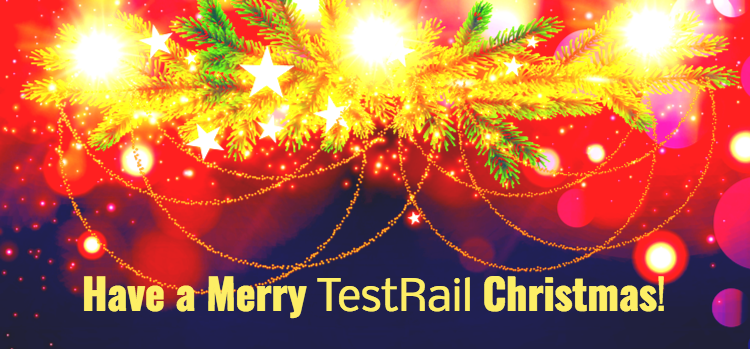 Christmas, Software Testing Strategies. Gurock and Testrail. Software Testing Advice.