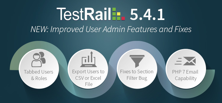 TestRail | 5.4.1 | Platform Release with Improved User Admin Features and Fixes