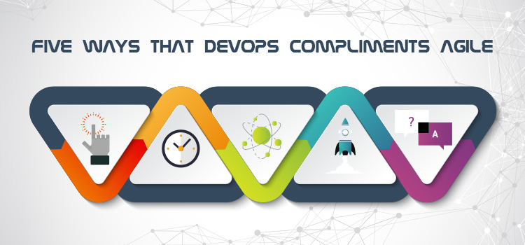 5 Ways DevOps Complements Agile. Software Development, Continuous testing, DevOps, Agile, Continuous Delivery, waste elimination