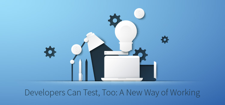 Asking developers to Test Software. Software Testing with the Development Team. Software developers testing software. Testail