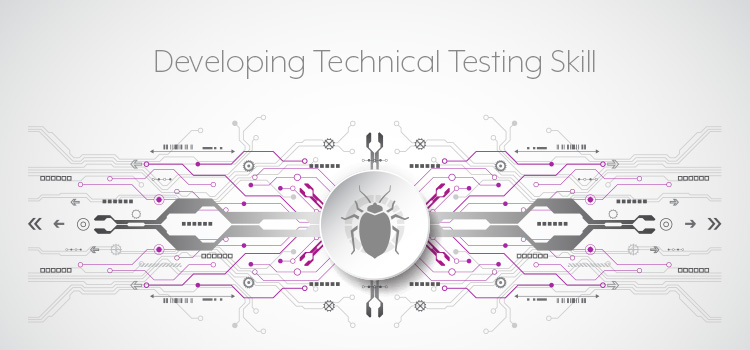 3 Tips to Become a Technical Tester. Using logs and the browser dev tools, javascript, SQL / NoSQL, small scripts