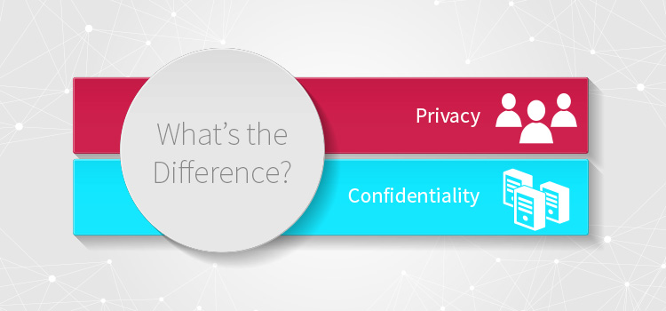 confidentiality and privacy in a software testing environment, difference between confidentiality and privacy, data protection and software testing, information security. TestRail.