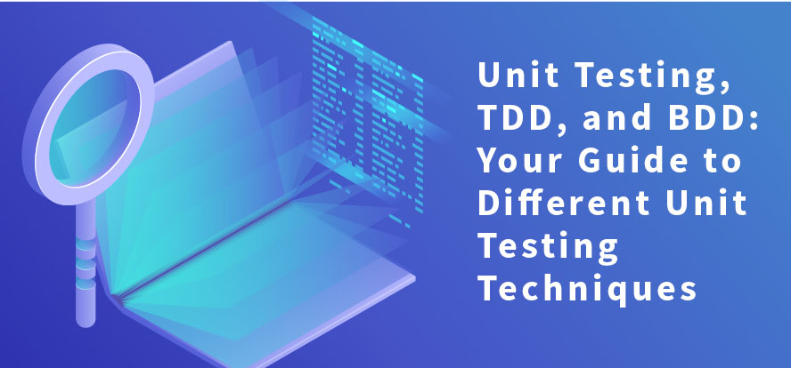 Unit Testing, TDD, BDD, Different Unit Testing Techniques, Better Test Design, Software Testing Strategies, Agile, Unit Test Definition, Gurock, TestRail.
