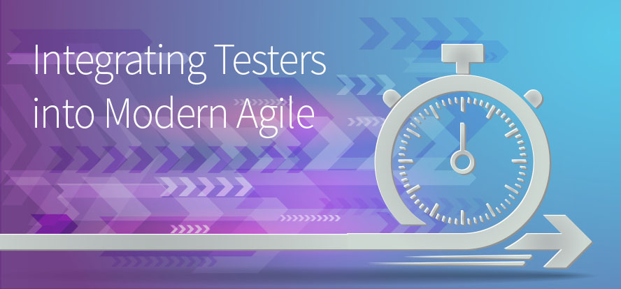 Agile, Integrated testing, Test specialist as a programmer, When a dedicated explorer makes sense, When xp isn't enough. TestRail.