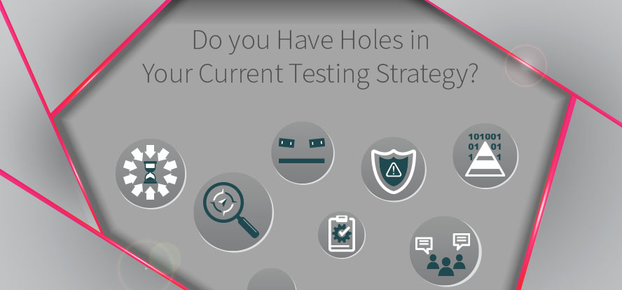 Improving testing strategy, Software testing strategy, Performance Testing, Security Testing, Quality Assurance, TestRail.