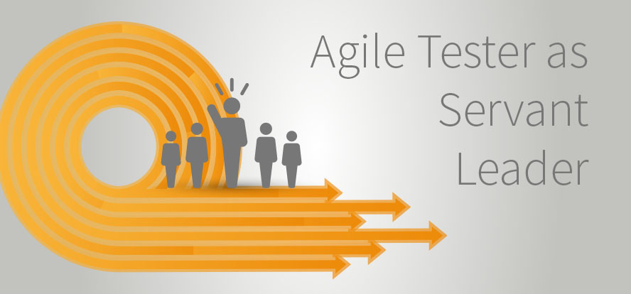 Agile testers, Servant leaders, Coaching, Helping others succeed, Characteristics of servant leaders, Testers as leaders, Agile community. TestRail.