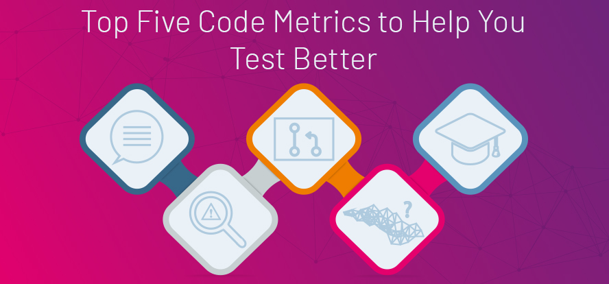 Code Metrics, Software Metrics, Metrics Available for Measuring Software, Comments in Code, Lines of Code, Coupling in Code, Churn, High Complexity, TestRail