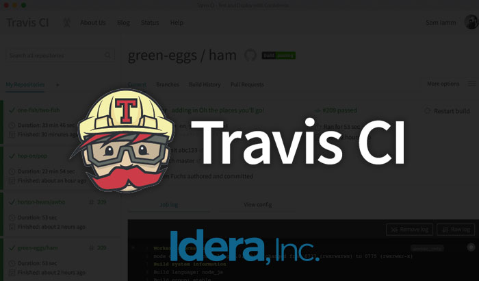 Idera Acquires Travis CI, Continuous Integration, TestRail